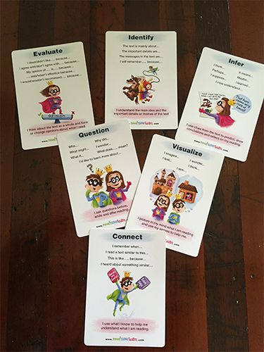 Strategy Display Cards A5