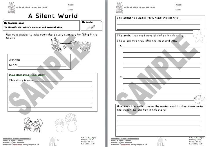 A Silent World