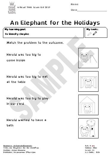 An Elephant for the Holidays