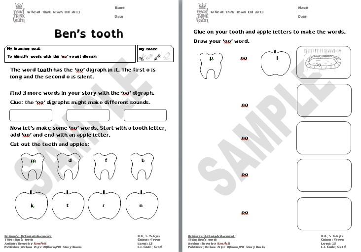 Ben's tooth