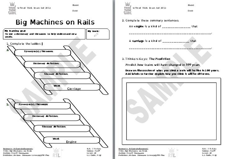 Big Machines on Rails
