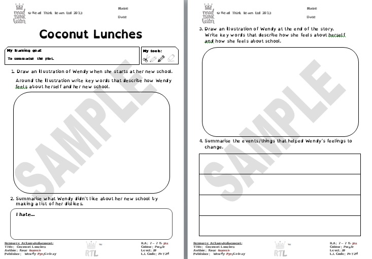 Coconut Lunches