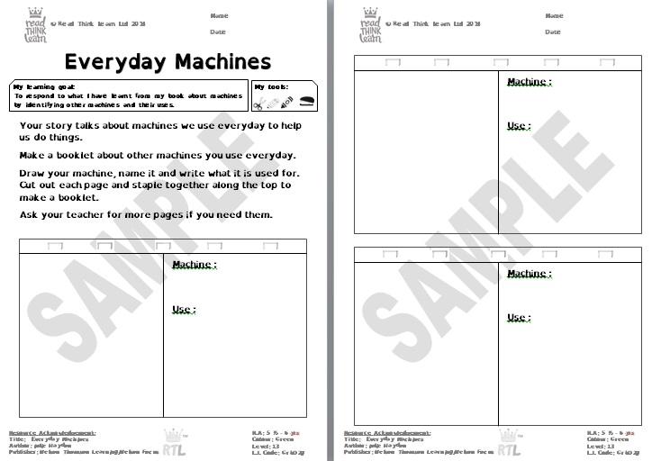 Everyday Machines 2