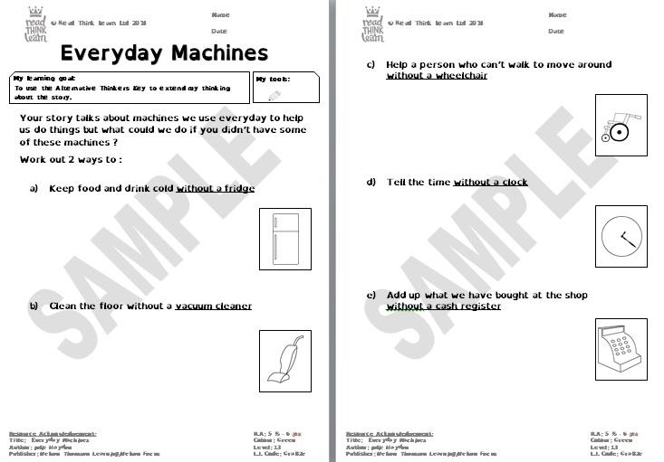 Everyday Machines