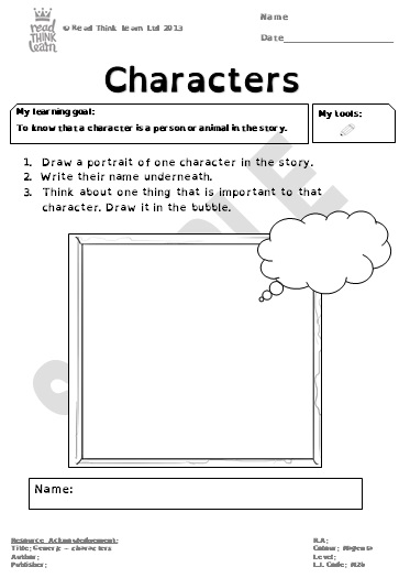 Generic - Characters
