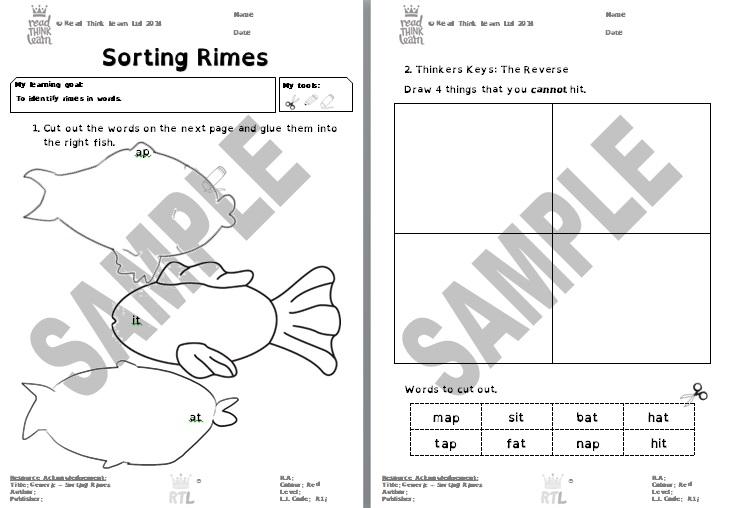 Generic - Sorting Rimes