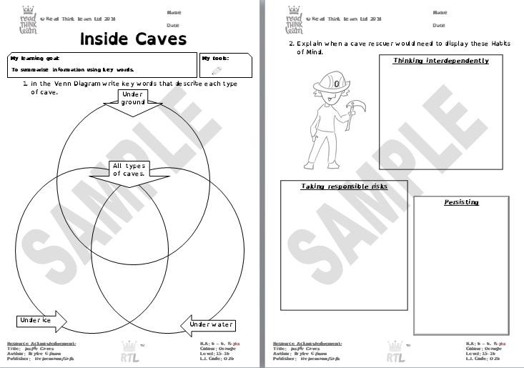 Inside Caves