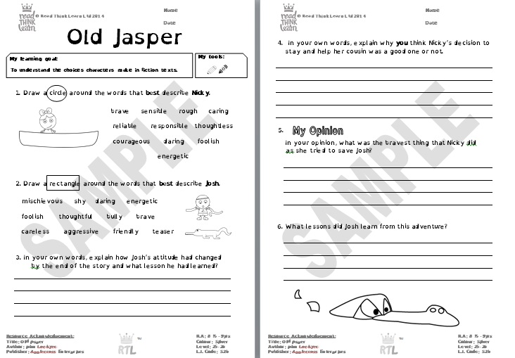 Old Jasper