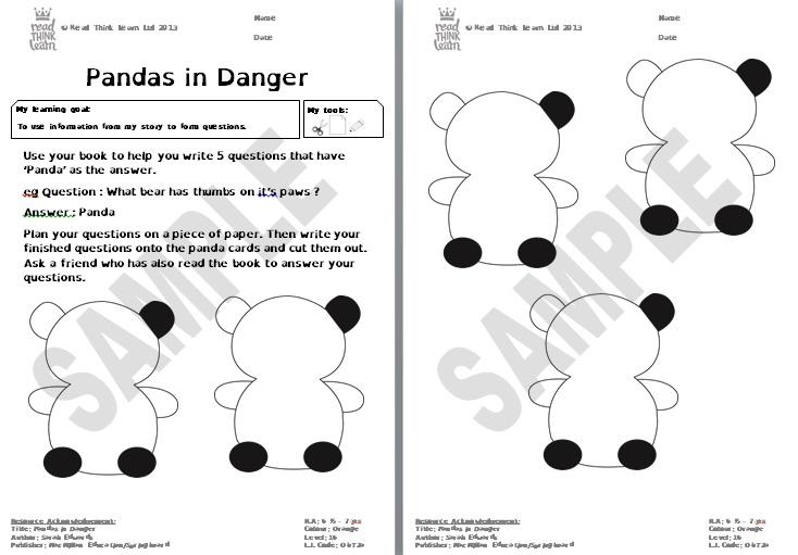 Pandas in Danger