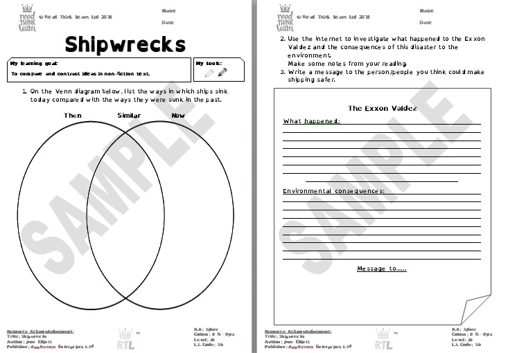 Shipwrecks 2