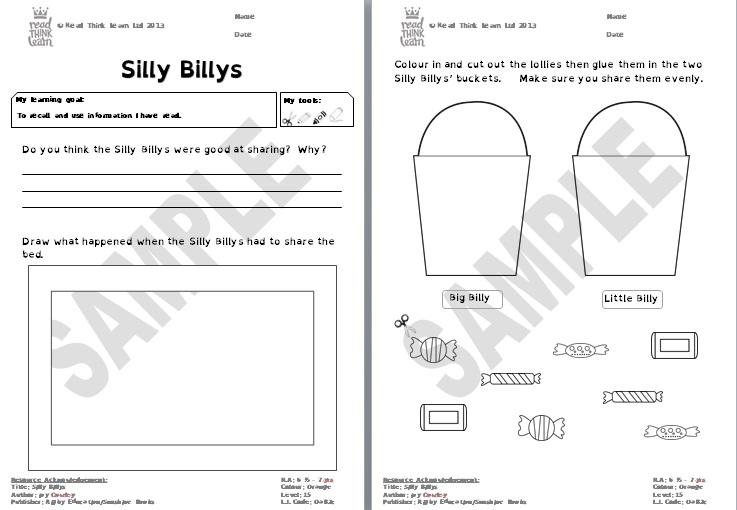 Silly Billys