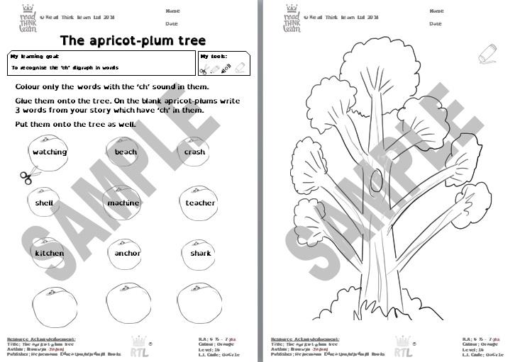 The apricot-plum tree 2