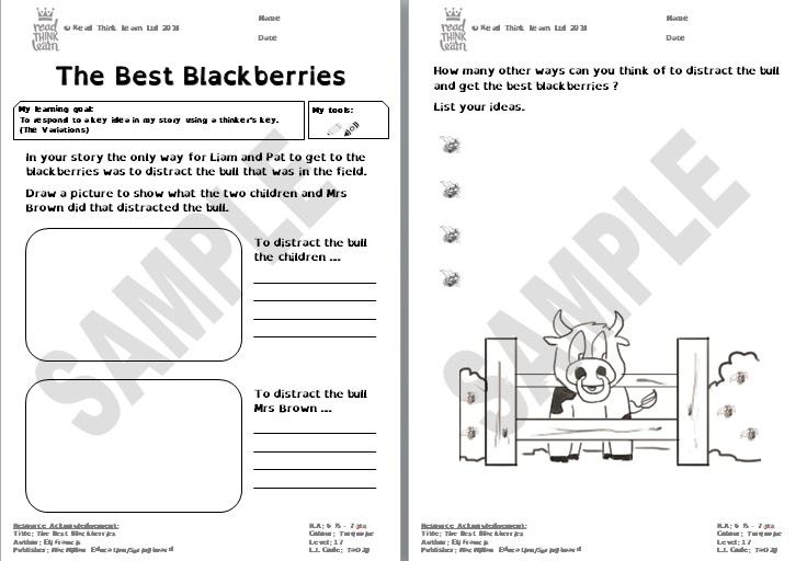 The Best Blackberries