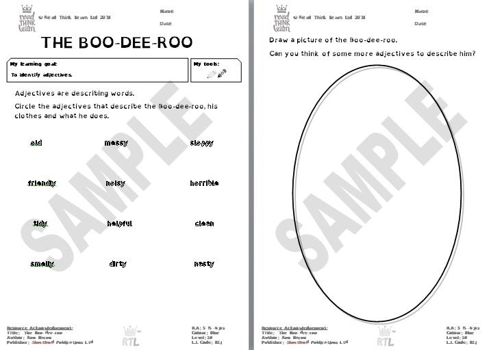 THE BOO-DEE-ROO