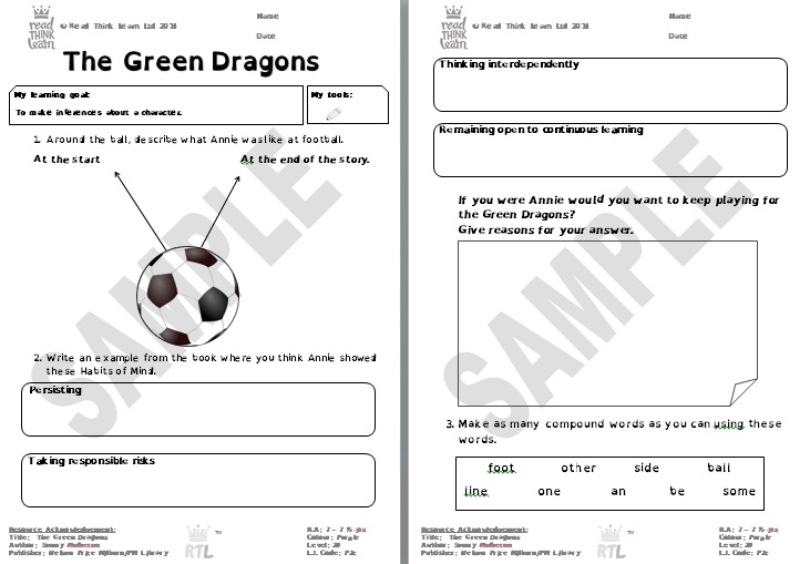 The Green Dragons