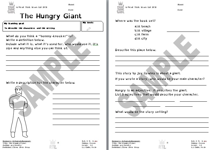 The Hungry Giant 2