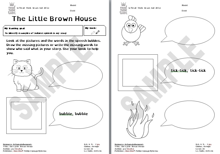 The Little Brown House