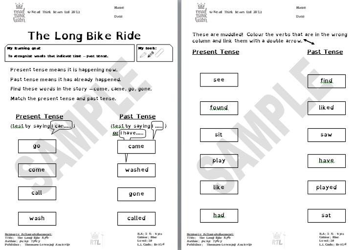 The Long Bike Ride
