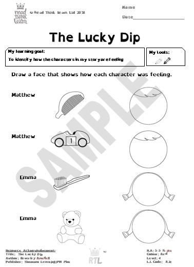 The Lucky Dip 2