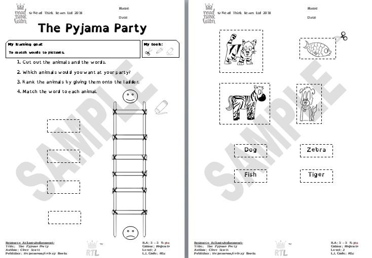 The Pyjama Party