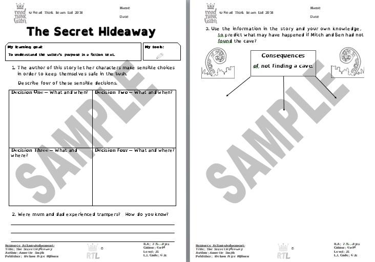 The Secret Hideaway