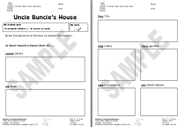 Uncle Buncle's House