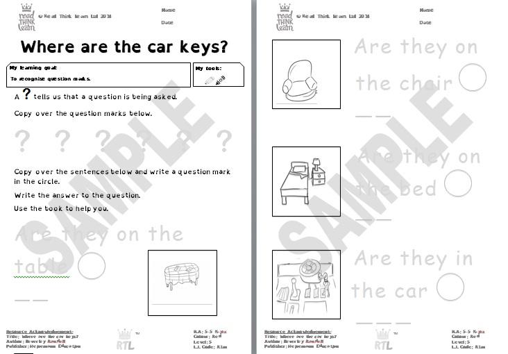 Where are the car keys?