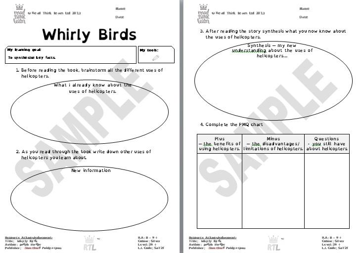 Whirly Birds