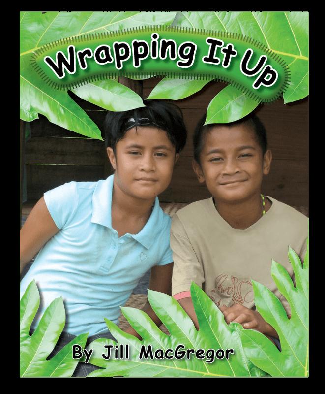 Wrapping It Up - Samoa