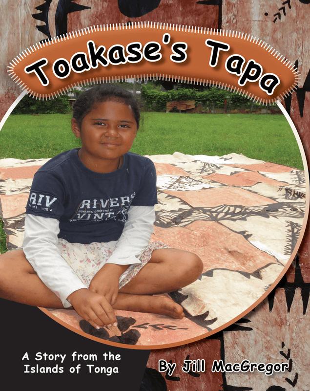 Toakase's Tapa - Tonga