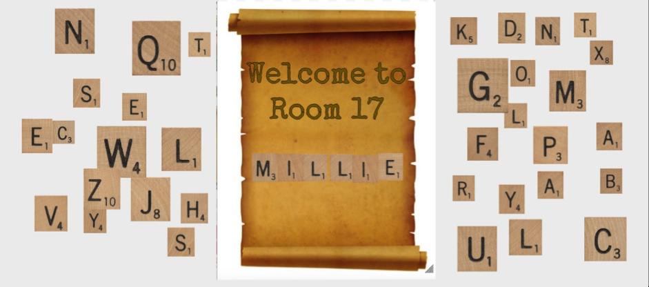 Scrabble Names Game