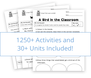 Activities and Units